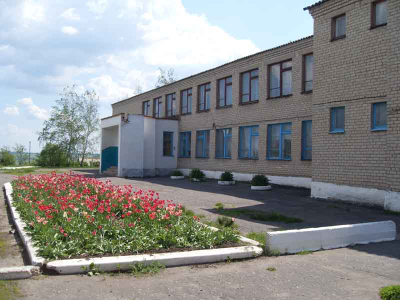 Дегтяренская школа